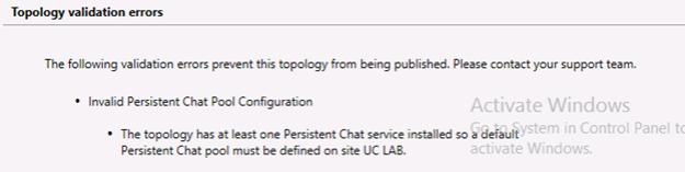 Persistent Chat Compliance | InsideMSTech