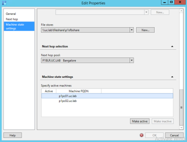 Step by step Persistent Chat pool deployment: Skype for