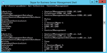Skype4B – Backup Pool Failover and Failback : PartII | InsideMSTech