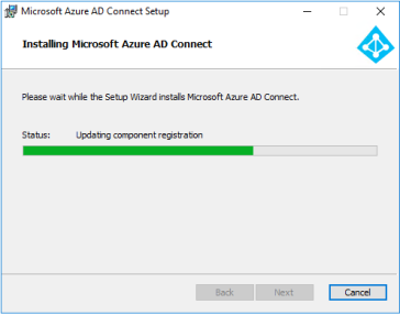 Step by step AAD Connect installation and configuration