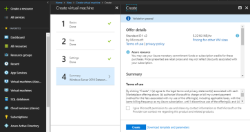 Azure : Virtual Machine Configuration | InsideMSTech