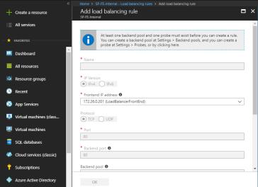 Azure : Load Balancer | InsideMSTech